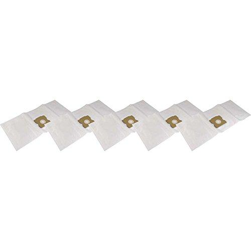 5 Staubsaugerbeutel aus Microvlies passend für Ecolab Floormatic Blue Vac 11