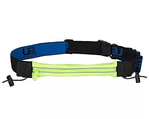 Bolso de la Cintura Maratón Que Corre el Bolsillo Deportivo - Paquete numérico - Bolsa de Colgante Anti-Sudor a Prueba de Agua-5_A