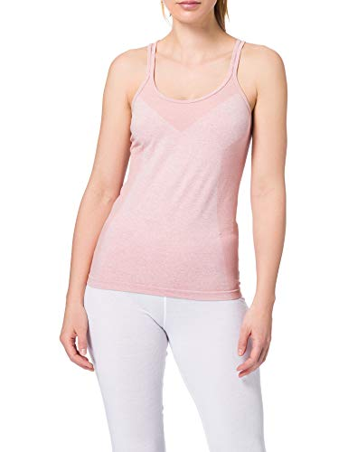 AURIQUE ST0192 Chaleco Deportivo, Rosa (Silver Pink), 14