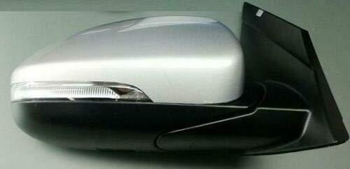 SPIEGEL DESTRO 10 PIN ELECTROFASSING TERMICO RIBLTER MET VANG EN LICHT CORTIE, CALOTT NIET