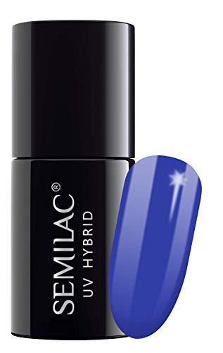 semilac UV Hybrid Nagellack, Anzahl 171, 7ml, Porto marine