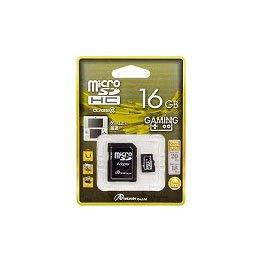 microSD16GB(SDカードアダプタ付) ANS-MSD16G