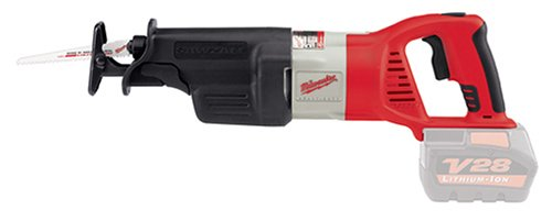 Bare-Tool Milwaukee 0719-20 Sawzall M28/28Volt Lithium-Ion Cordless Reciprocating Saw Tool Only, No Battery