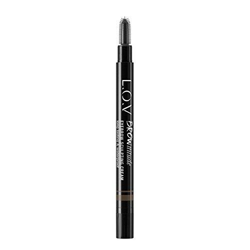 L.O.V - BROWTTITUDE eyebrow sculpting cream long lasting & waterproof 420