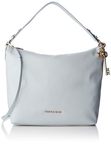 Versace Jeans Bag, Borsa a Spalla Donna, Blu (Indigo), 13x30x31 cm (W x H x L)