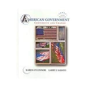 American Government 2008: Continuity and Change