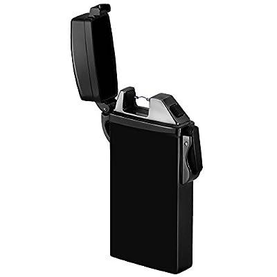 Usb Arc Lighter Electric Rechargeable Windproof Cigarette IPX5 Waterproof Lighter
