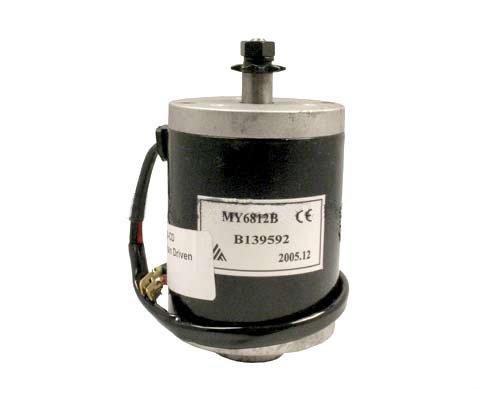 AlveyTech 24 Volt 100 Watt Electric Motor for Razor E100, E124, E150, and E175