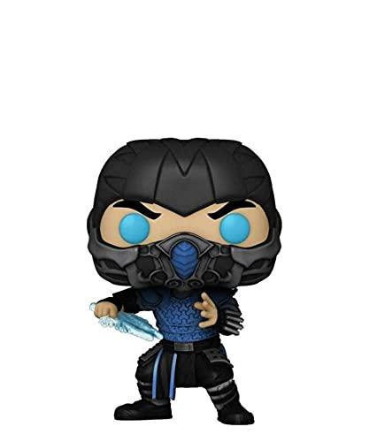 Popsplanet Funko Pop! Movies - Mortal Kombat - Sub-Zero (Glow in The Dark) Exclusive to...