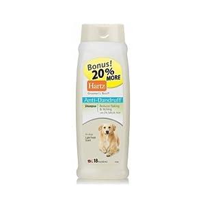 Hartz Groomer's Best Anti-Dandruff Dog Shampoo