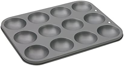 Swift Faringdon Collection Bakers Pride Non-Stick 12 Cup Mince Pie/Mini Muffin Pan Carbon Steel 29 x 22 x 2 cm / 11.75 x 8.5 x 0.75
