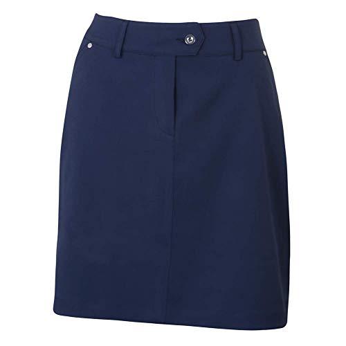 Island Green Damen Iglskt1852 Golf Skort Shorts, Damen, IGLSKT1852, Dunkles Marineblau, 38