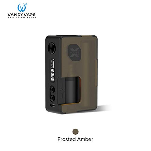 Original Vandy vape 90W PULSE X Squonk Mod Para Vandyvape Pulse X BF Kit E...