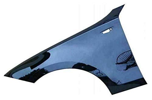Guardabarros delantero izquierdo compatible para BMW E81 E82 E87 E88 2004-2013 475 Blacksapphir