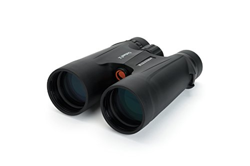 Celestron – Outland X 10x50 Binoculars – Waterproof & Fogproof – Binoculars for Adults – Multi-Coated Optics and BaK-4 Prisms – Protective Rubber Armoring, Black