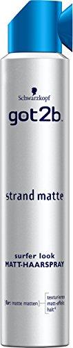 Got2B Haarspray Strand Matte, 3er Pack (3 x 200 ml)