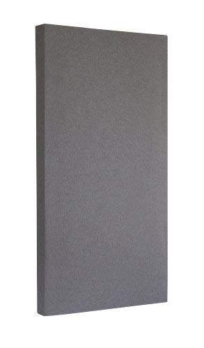 ATS Acoustic Panel 24x48x2, Fire Rated, Square Edge, Warm Grey Color