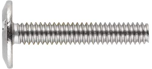 The Hillman Group 831489 1/4 X 3/4-Inch Stainless Steel Hurricane Bolt, 100-Pack