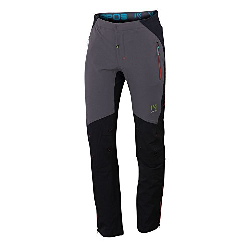 Karpos Wall Evo Pant – Dark Grey/Black, 46
