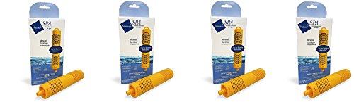 4) New NATURE 2 Zodiac W20750 Spa/Hut Tub Mineral Sanitizer Cartridge Sticks