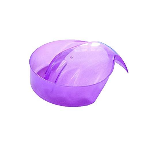 BonTime Einweichen Handschale Fach Nail Art Acryl UV Gel Spitze Nagellackentferner Maniküre Pflege Behandlung Werkzeug