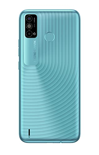 "Tecno Spark Go 2021 (Maldives Blue, 2GB RAM, 32GB Storage) | 5000mAh| 6.52"" Display Smartphone 4"