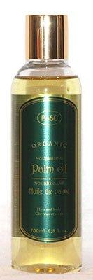 Huile Végétale d'Palm |hair Oil|skin Oil|body Oil| biologique par P + 50 200 ml – sans parfum