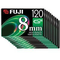 Why Should You Buy Fuji 8mm P6-120 Video Tape (10 Pack)