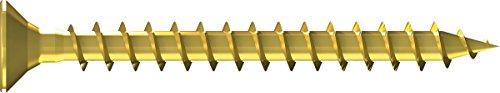 MM Spezial Vis pour aggloméré, 1 pièce, jaune, mms763743