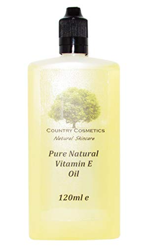 Pure Natural Vitamin E Oil 120ml