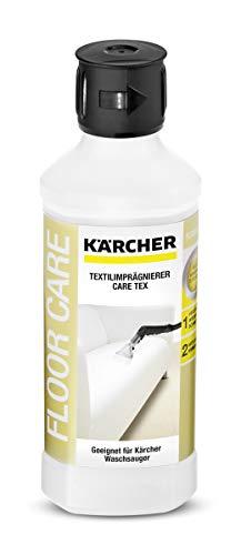 Kärcher Textilimprägnierer Care Tex RM 762 (500 ml, schutzabweisender Schutzfilm, für Teppiche, Polster und Autositze, kompatibel mit Kärcher SE)