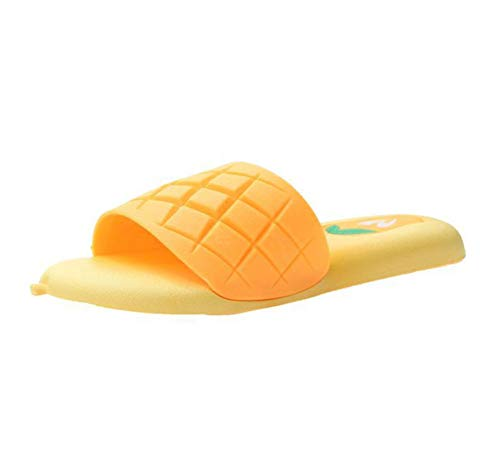 Vrouwen slipvaste badkamerslippers vlakke bodem mango slippers zomer indoor home sandalen