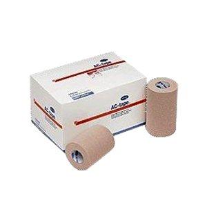 Hartmann 64300000 AC-Tape Latex-Free Elastic Adhesive Tape, 3' Width, 5 yd. Length (Pack of 4)