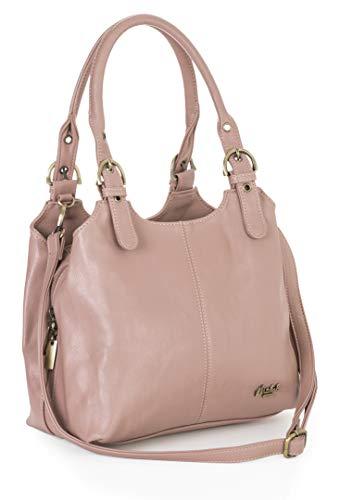 Big Handbag Shop, Borsa a spalla donna Mabel - Baby Pink
