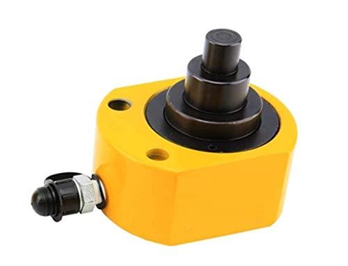 ロープロファイル油圧ラムジャックマルチセクションストークミニプロテーブル油圧シリンダー産業スーパーシンリフティングジャック (50T)