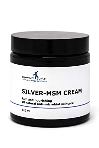 Silber-MSM Crème 120 ml