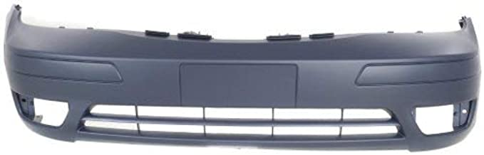 Front Bumper Cover Compatible with 2005-2007 Ford Focus Primed (06-07)