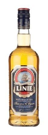 Linie Aquavit Fra Norge Liqueur, 70 cl