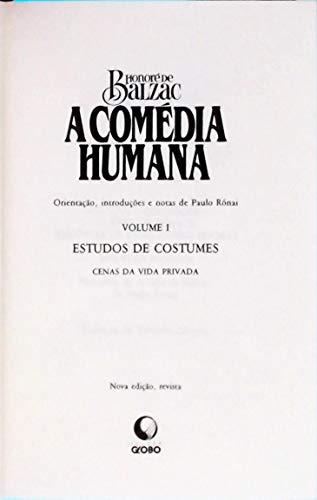 Comedia Humana A V.1