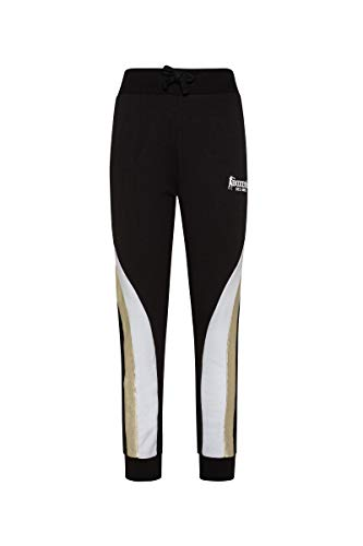 BOXEUR DES RUES - Sweatpants with Gold Inserts, Woman