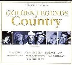 Golden Legends of Country - 3 CD Set