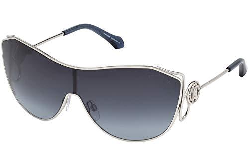 Roberto Cavalli RC1061 0016W Roberto Cavalli Sonnenbrille RC1061 16W 00 Groß Sonnenbrille 146, Silber