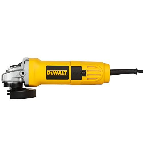 DEWALT DW803 1000Watt 100mm Heavy Duty Small Angle Grinder (4mm)