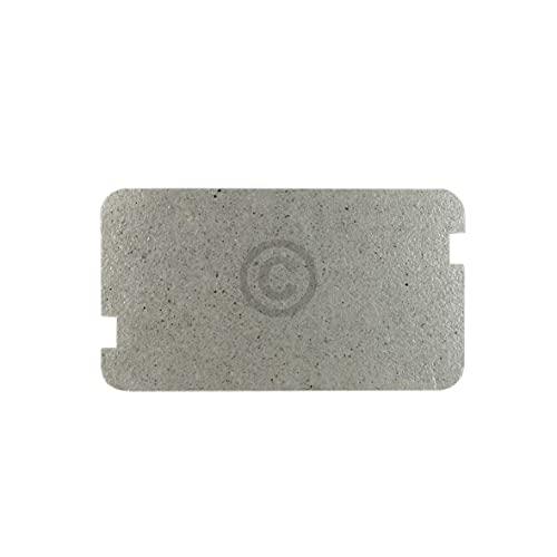 Sharp PCOVPA309WRE0 – Cubierta de guía de ondas para microondas, 129x 72mm