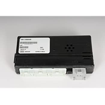 ACDelco 15224204 GM Original Equipment Body Control Module