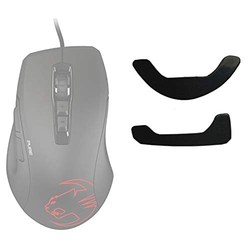 Slipping Improvement Mouse Feet Skates Pads Compatible for ROCCAT KONE Pure Owl-Eye RGB Gaming Mouse