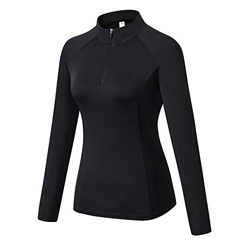 Gyratedream - Angel-Hemden & T-Shirts für Damen in Schwarz, Größe M
