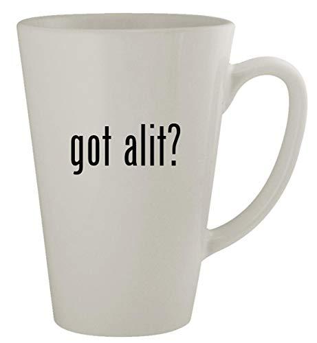 got alit? - 17oz Latte Coffee Mug Cup