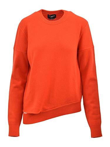 Luxury Fashion | Calvin Klein Dames 81WKTB44K086802 Oranje Kasjmier Truien | Lente-zomer 20