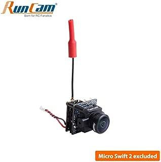 SAUJNN New RunCam TX200U Micro Mini Vedio Transmitter 5.8G 48CH 25mw / 200mw for Micro Swift/Micro 2 Accessories VS TX25